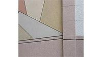 赣州仿大理石漆厂家浅谈水包砂基面平整度差的施工方法