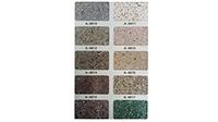 江西仿大理石漆水包砂多彩涂料的制备过程